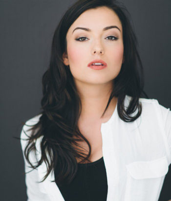 A picture of the actor Natasha Negovanlis