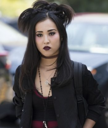 A picture of the character Nico Minoru