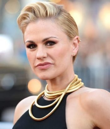 A picture of the actor Anna Paquin