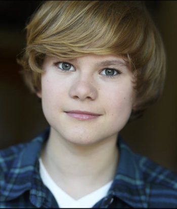 A picture of the actor Izzy Stannard
