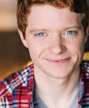 A picture of the actor Brendan Scannell