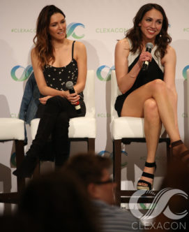 BAM reunion at ClexaCon 2017