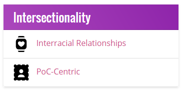 The new Intersectionality box on shows.