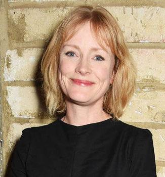 A picture of the actor Claire Skinner