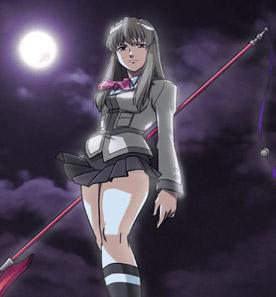 A picture of the character Fujino Shizuru