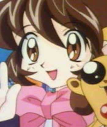 A picture of the character Kitaurawa Uzura - Years: 1998