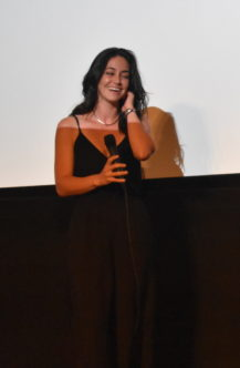 Kim Laferrier at Outfest