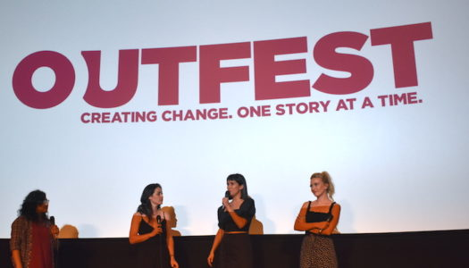Out at Outfest with Strangers and Féminin/Féminin