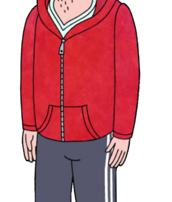 A picture of the character Todd Chavez