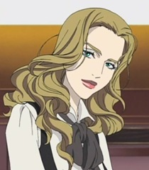 A picture of the character Paula Sinclair - Years: 2006