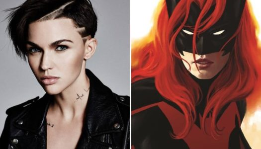 Batwoman is Ruby Rose