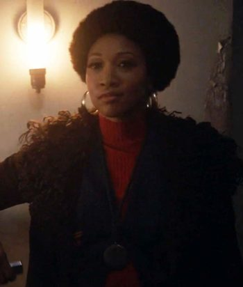 A picture of the character Martha