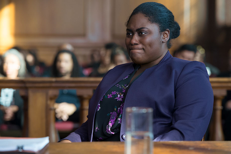 Orange is the New Black season six - Tasha on trial