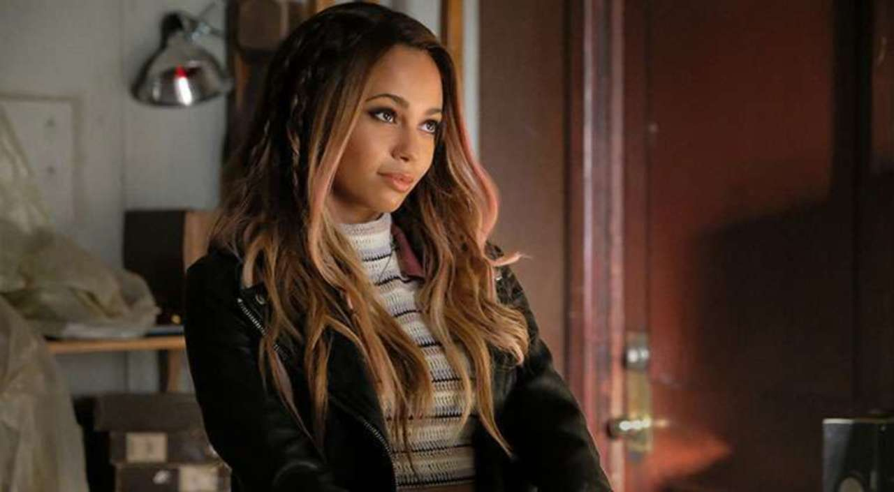 Bisexual Characters - Toni Topaz played by Vanessa Morgan on Riverdale
