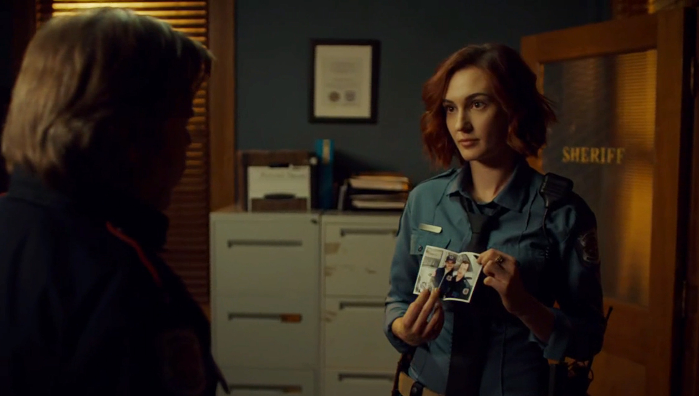 Wynonna Earp - Nedley Photo