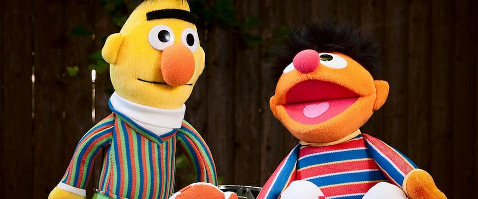 Sesame Street Needs Some Queers