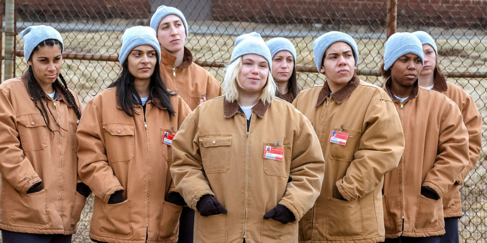 Orange is the New Black season six - D Block