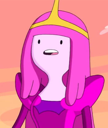 A picture of the character Princess Bubblegum - Years: 2010, 2011, 2012, 2013, 2014, 2015, 2016, 2017, 2018