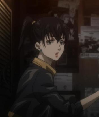 A picture of the character Kunizuka Yayoi - Years: 2012