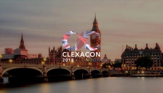 30 Days Until ClexaCon London
