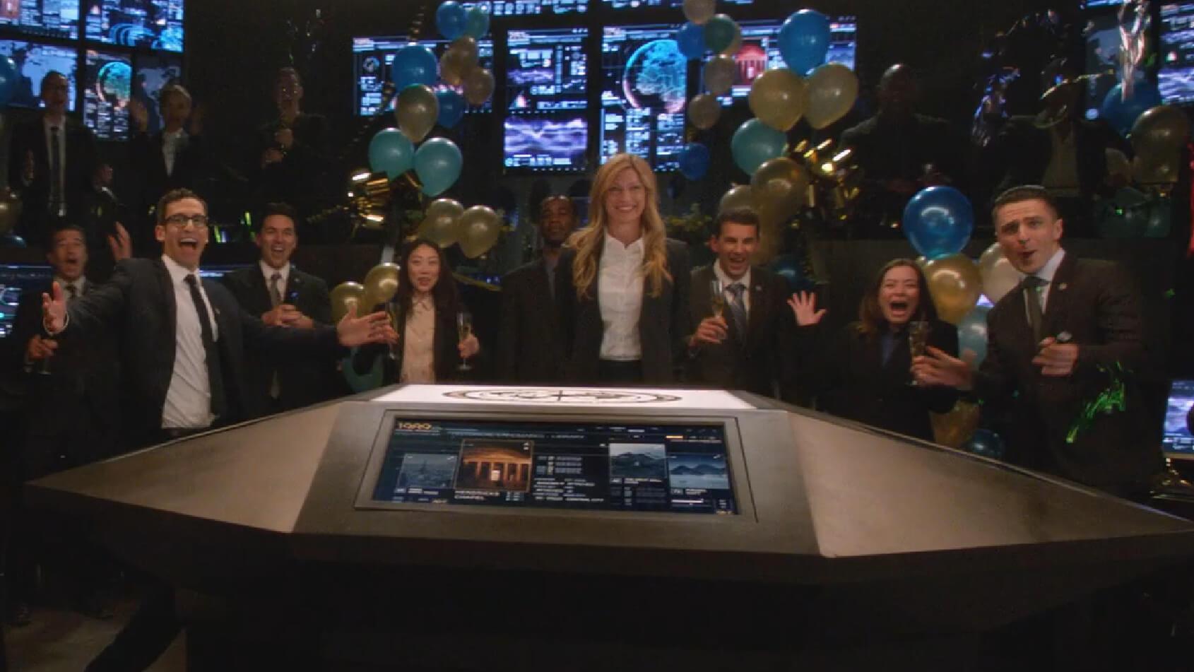 Legends of Tomorrow season four premiere - Surprise!