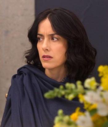 A picture of the character Paulina de la Mora