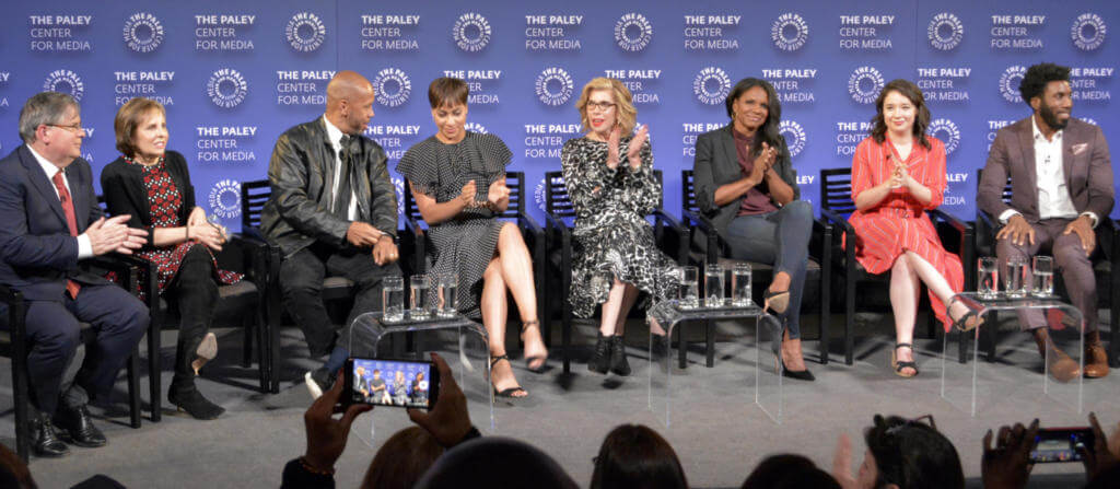 LezWatch.TV Staff Favorite Things - The Good Fight Panel at Paleyfest