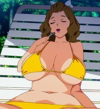 A picture of the character Kouzuki Momoko
