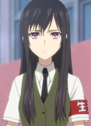 A picture of the character Aihara Mei
