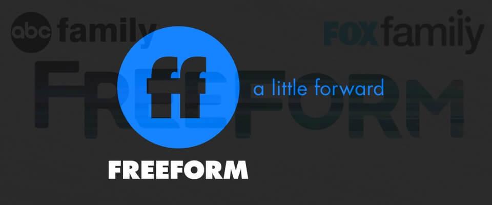 The Strange History of Freeform