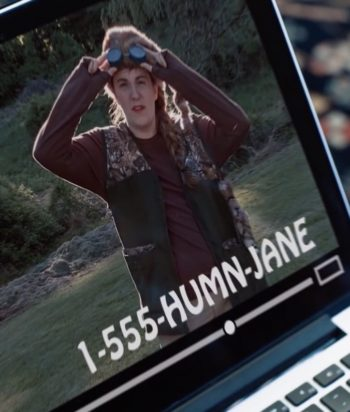 A picture of the character Humane Jane