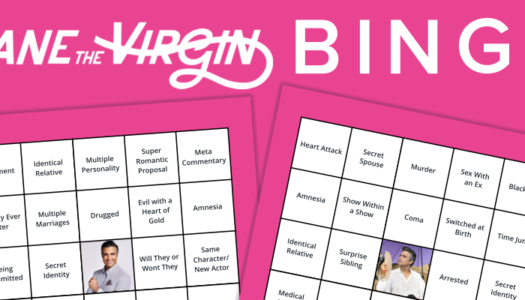 Jane the Virgin Bingo