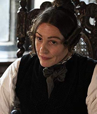 A picture of the character Anne Lister