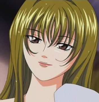A picture of the character Amatsuka Megumi - Years: 2002, 2003