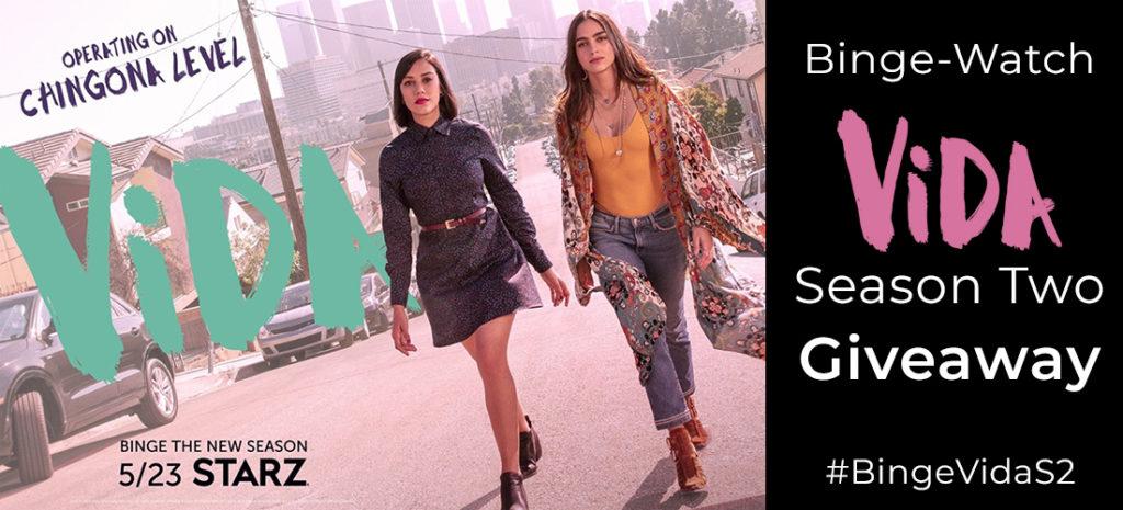 Binge-Watch Vida season two