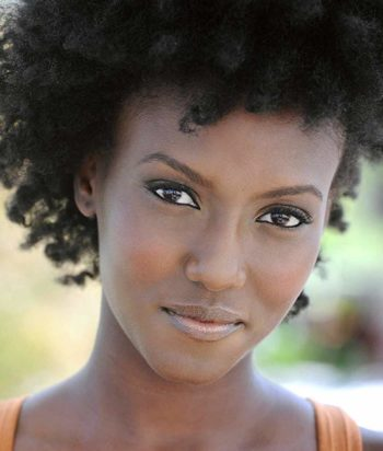 A picture of the actor Jade Eshete