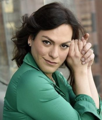 A picture of the actor Daniela Vega