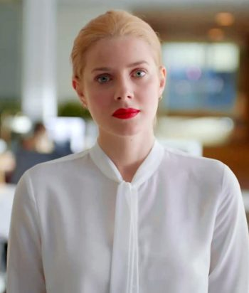 A picture of the character Rachel Maddox