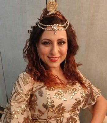 A picture of the actor Kishori Shahane