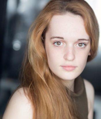 A picture of the actor Megan Parkinson