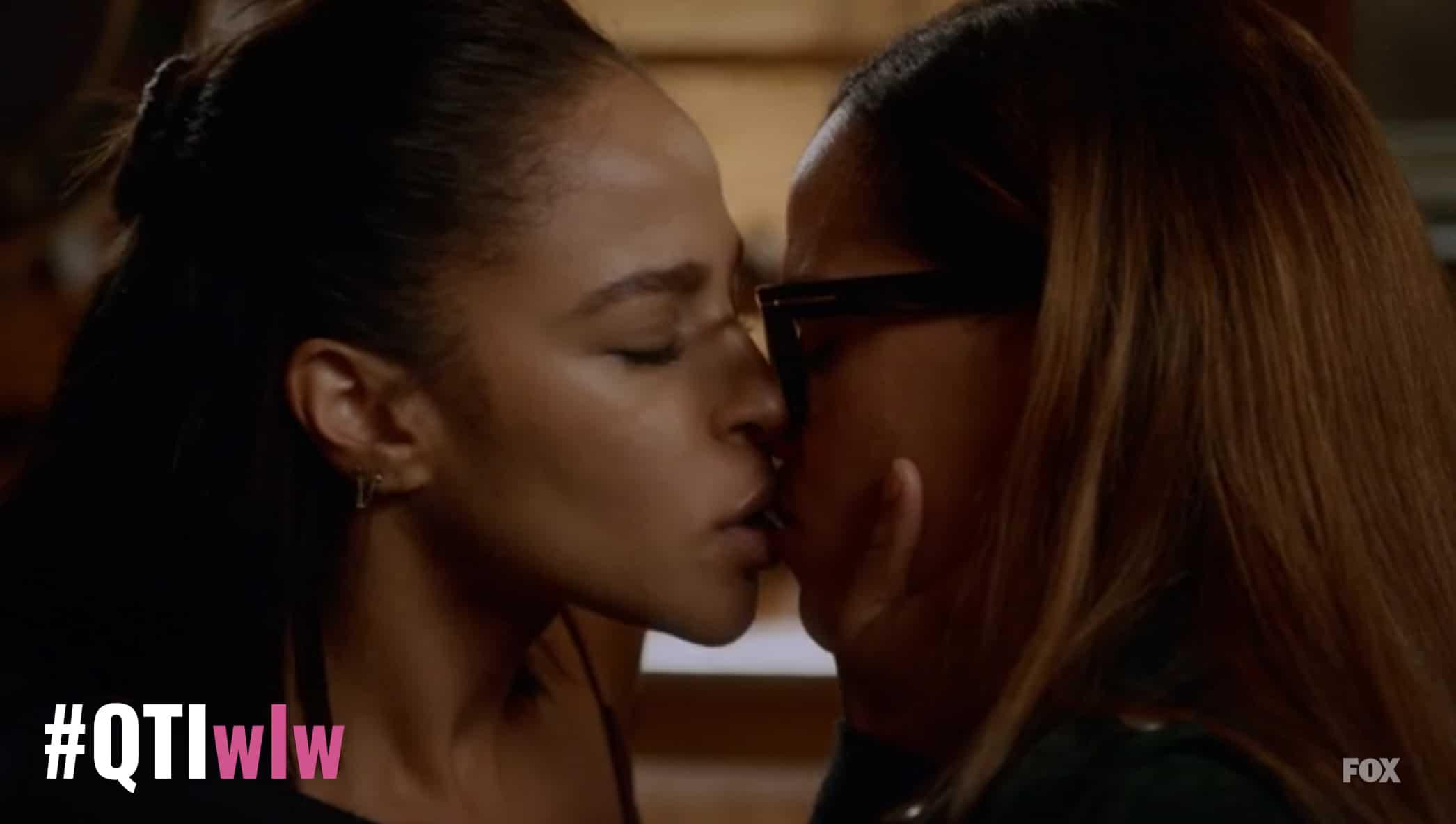 Asian Teen Lesbian Kissing