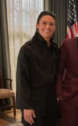 A picture of the character Ali Krieger
