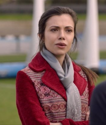 A picture of the character Hayley Fawkner