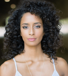 A picture of the actor Elizabeth Grullon