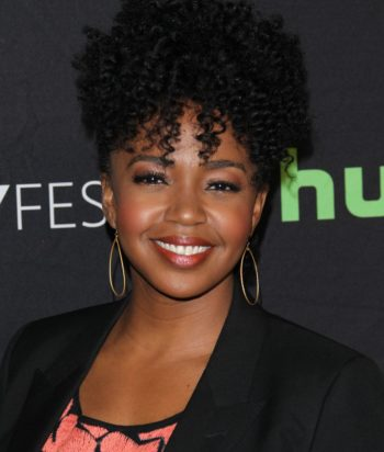 A picture of the actor Jerrika Hinton