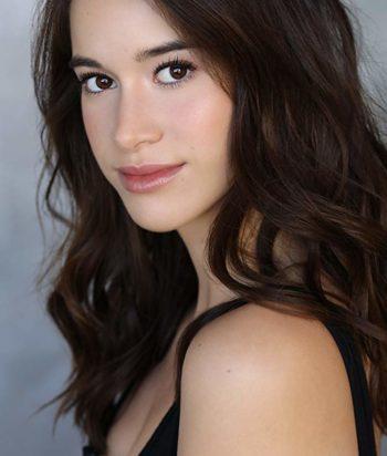 A picture of the actor Paulina Alvarez