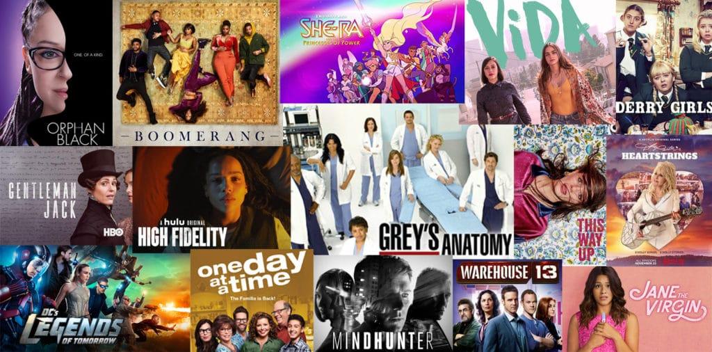 LezWatchTV Staff Binge-Worthy Shows