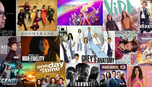 LezWatchTV Staff Binge-Worthy Shows