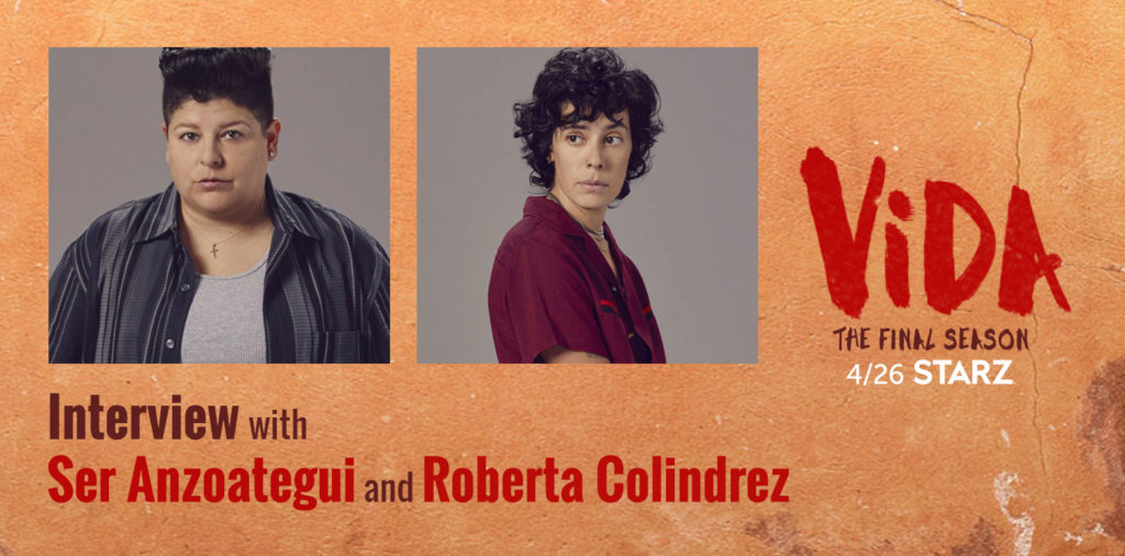 Interview with Ser Anzoategui and Roberta Colindrez from Vida