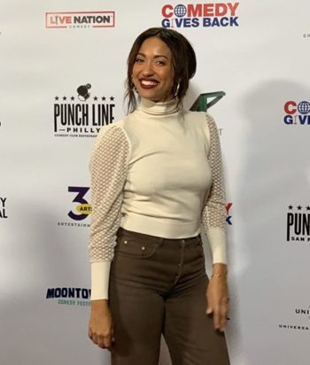A picture of the actor Niccole Thurman